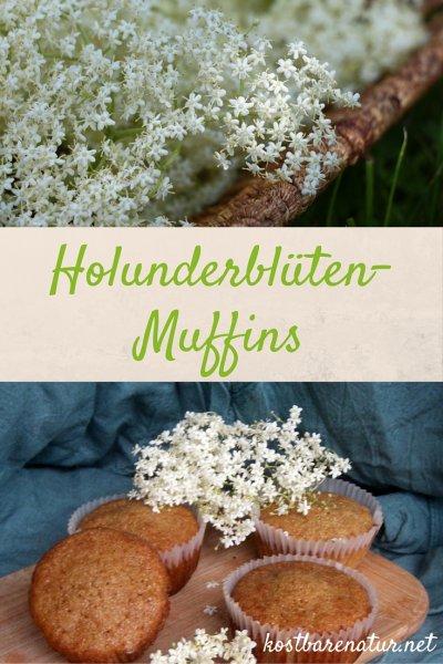 Holunderblüten sind nicht nur hübsch anzusehen, sondern besitzen auch ein hervorragendes Aroma. So nutzt du sie in leckeren Muffins!