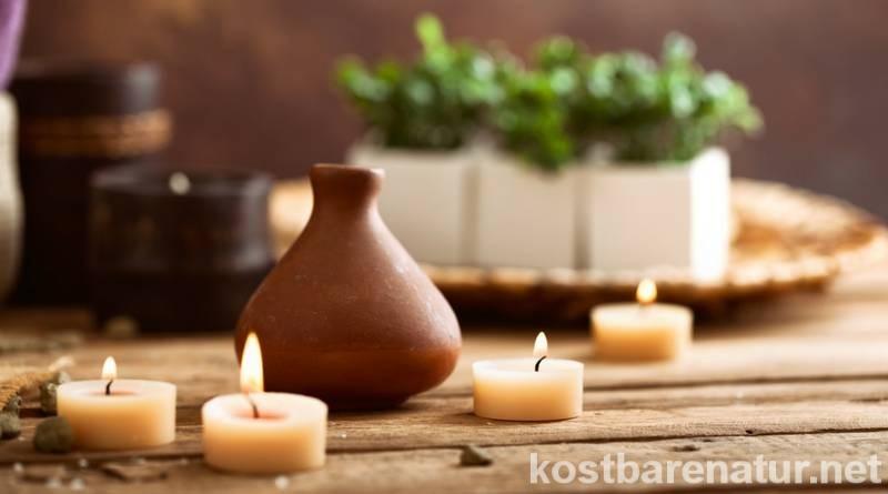 Diese Kräuter wärmen und pflegen. Perfekt für ein selbstgemachtes Massageöl für kalte Tage!