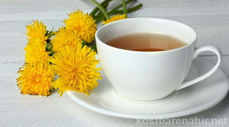Drei Löwenzahntee-Rezepturen - für einen gesunden Start in den Frühling und Tipps wie du Blätter und Wurzeln das ganze Jahr über nutzt