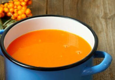 Vitaminreiche Sanddorn-Möhren-Suppe – das perfekte Rezept für den Herbst