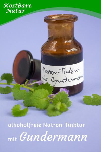 Gundermann hilft gegen Erkältungen und Entzündungen. In Form einer Natron-Tinktur ohne Alkohol ist das Kraut auch für Kinder geeignet.