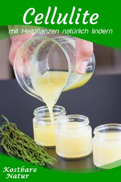 Diese Heilpflanzen und Hausmitteln helfen dabei Cellulite, natürlich und sanft zu reduzieren!