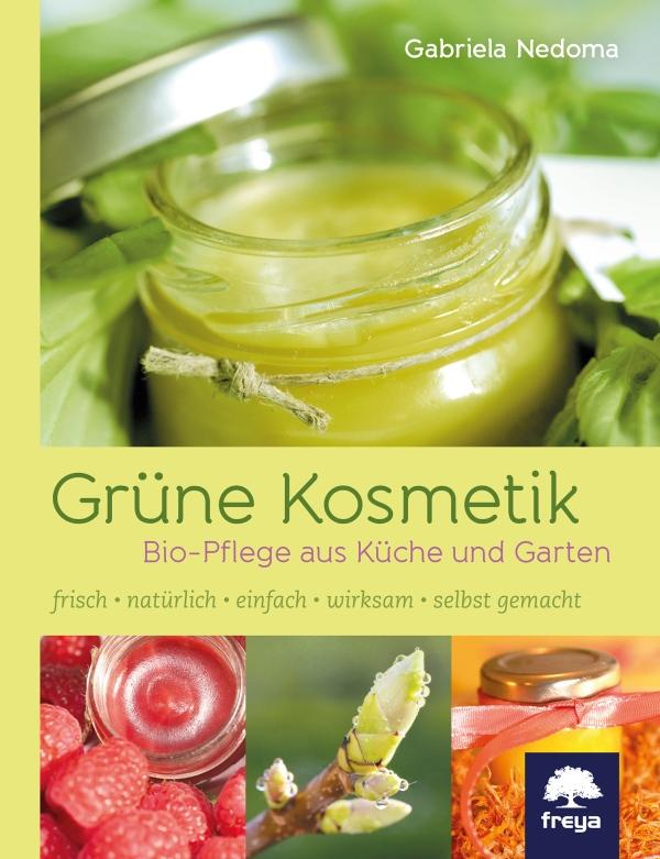 Grüne Kosmetik von Gabriela Nedoma