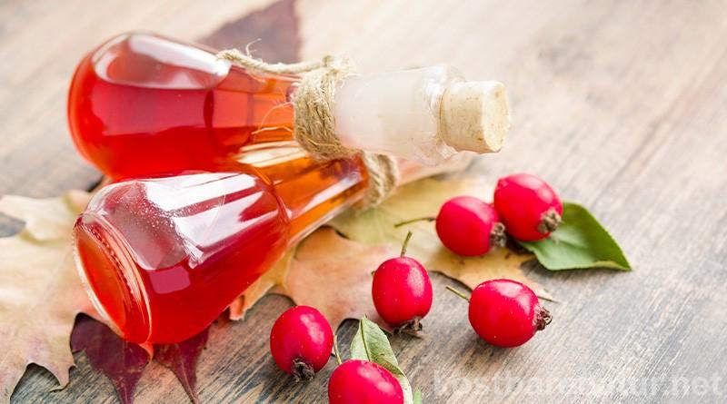 Boabele medicinale de păducel pot fi transformate într-un sirop de păducel calmant și care întărește circulația în cel mai scurt timp.