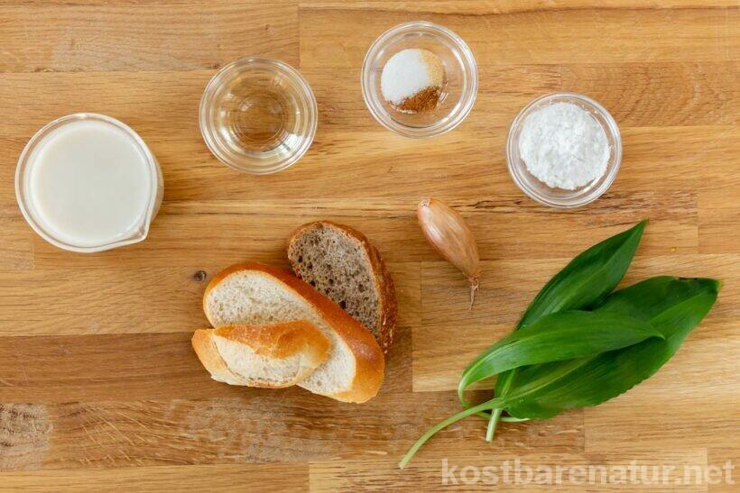 Bärlauch ist im Frühjahr vielerorts wild zu finden. Um das gesunde Kraut abwechslungsreich zu genießen, probiere dieses Rezept für Bärlauchknödel aus!